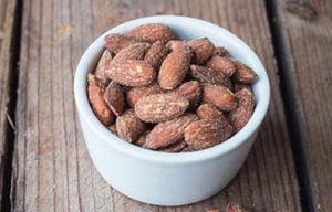 Nibblers - Smoked Almonds Seasoned - 3x1kg BOX