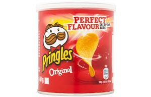 Pringles - Original - 12x40g
