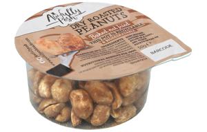 Awfully Posh - Dry Roasted Peanut Pots - 24x50g