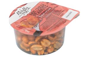 Awfully Posh - Hot Chilli Peanut Pots - 24x50g