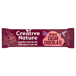 Creative Nature - Energy - Raw Cacao Flapjack - 20x38G