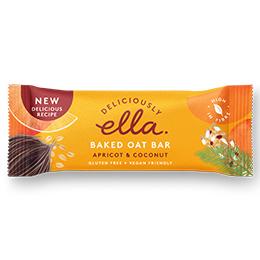 Deliciously Ella Oat Bar - Apricot & Coconut - 16x50g