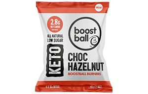 Boost Ball - Chocolate Hazelnut Keto -12x40g