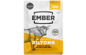 Ember Snacks Biltong - Original - 10x28g