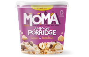 Moma Porridge Pot - Cacao & Hazelnut - 12x65g