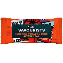 The Savourists - Sundried Tomato and Herb - 12x37g