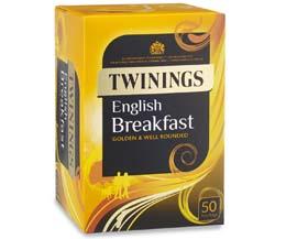 Twinings - Eng.Break - 6x50 Env