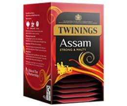 Twinings Enveloped - Assam - 4x20