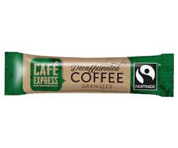 Cafe Express - Fairtrade Decaff Coffee Sticks - 1x500