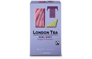 London Tea Enveloped - 20's - Earl Grey - 6x20