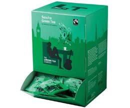 London Tea Enveloped - 250's - Sencha Green Tea - 4x250