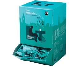 London Tea Enveloped - 250's - Pure Peppermint - 4x250