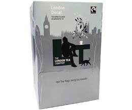 London Tea Enveloped - 250's - Decaf - 4x250