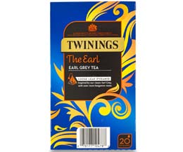 Twinings Enveloped - 216 Pyramid - The Earl - 4x20