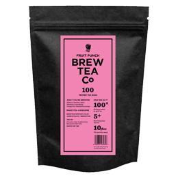 Brew Tea S&T - Fruit Punch - 1x100 Black Bag