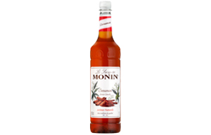 Monin - Plastic - Cinnamon Syrup - 1x1L