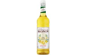Monin - Plastic - Cloudy Lemonade Mix - 1x1L