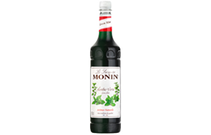 Monin - Plastic - Green Mint Syrup - 1x1L