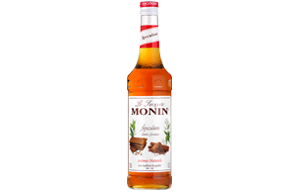Monin - Glass - Speculoos Syrup - 1x700ml