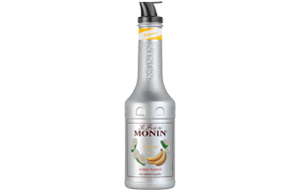 Monin - Plastic - Banana Puree - 1x1L