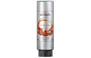 Monin - Plastic - Caramel Sauce - 1x500ml