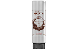 Monin - Plastic - Dark Chocolate Sauce - 1x500ml