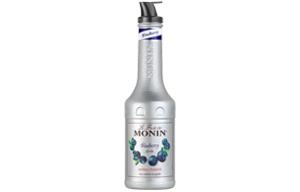 Monin - Plastic - Blueberry Puree - 1x1L
