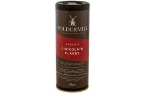 Chocolate Flakes Shaker Mill - 1x125g