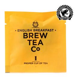 Brew Tea Enveloped - English Breakfast - 1x100 Box