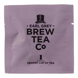 Brew Tea Enveloped - Earl Grey - 1x100 Box