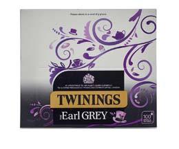 Twinings S&T - Earl Grey - 6x100