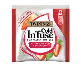 Cold In'Fuse - Watermelon, Strawberry & Mint - 1x100